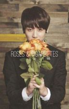Roses & Cigarettes ? VKOOK [FIN] by delicataely