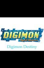Digimon Destiny by DigitalDragonDestiny