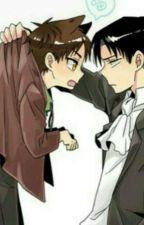 My love for you (Smut: Neko Eren & Levi) *Fan fiction  by Kraizy_Anime_Fan