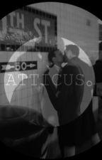 Atticus ( Man x boy )  by puppyblades
