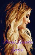 Demi Lovato Lyrics by goldensa