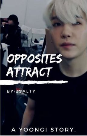 Opposites Attract|| MinYoongiXreader by Heathers_CandyStore