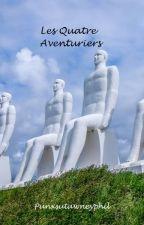Les Quatre Aventuriers by Punxsutawneyphil