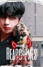 BTS REACCIONES by lleruim_4