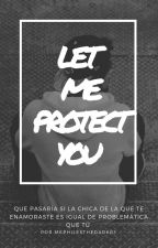 Déjame Protegerte by mephilesthedark03