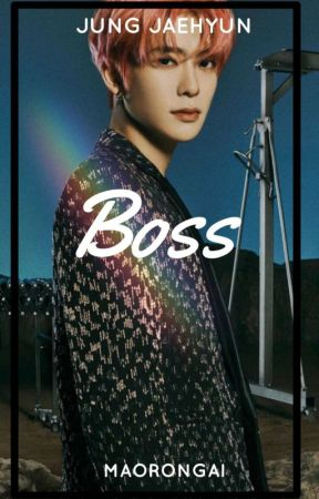 BOSS | Jung Jaehyun  by bloomurui
