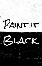Paint it Black by isabellakabok