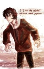 Learning about Nico Di Angelo by Chickennuggetuno