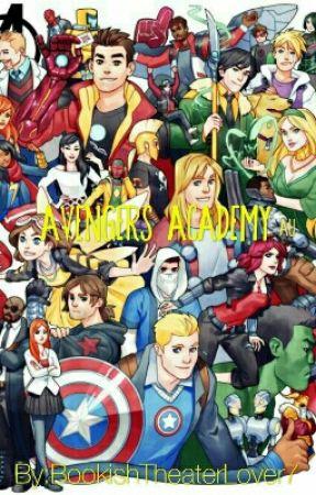 Avengers Academy (AU, XReader Fanfiction) - I got tagged - Wattpad