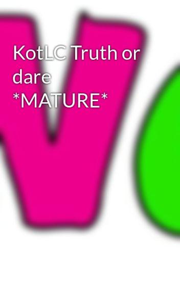 Mature truth or dare