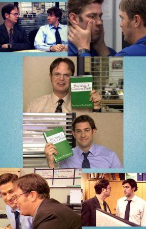Office Drama (JimxDwight) by katiscool12