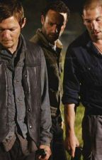 The Walking Dead - Daryl, Shane And Rick Preferences by Shasta1989