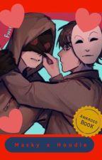 Masky x hoodie (contains lemon/NSFW) by KowaihanaAsiuru