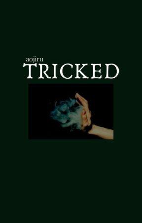 tricked · p j.m by aojiru