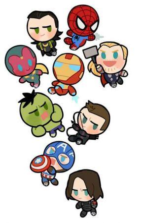 Marvel Imagines  by SlickBox3
