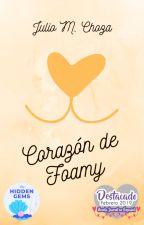 Corazón de Foamy by JmDesk