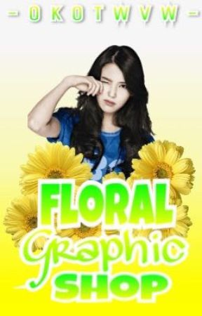 Floral Graphic Shop by Okotwvw