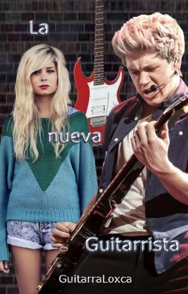 La nueva Guitarrista -One Direction- Terminada.