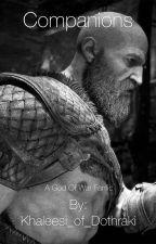 Companions - Kratos x Reader by Khaleesi_of_Dothraki
