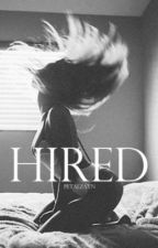 hired ✘ zayn malik by petalzayn