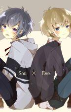[ SouEve ] Em rất thích anh, Eve-san by ArthurKirklandAPH