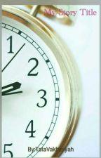 Waktu dan Senja by TataVakhesyah