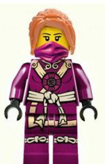 Secrets (a lego ninjago story) Episode 1 - Senpai = Red Hot Ninja <3