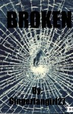 Broken   Omar Sebali x reader by Gingerfangirl27