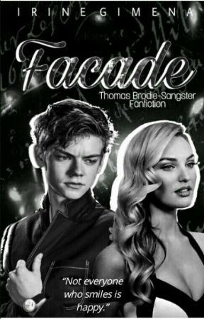 Facade  •Thomas Brodie Sangster•  by Anime130