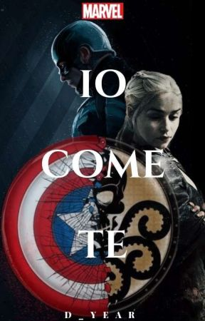 Io come te  |  Marvel by D_Year