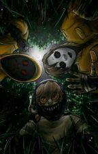 Creepypasta x Neko Reader  by LiriousGamer2