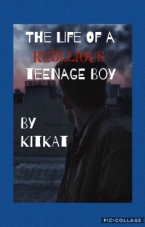 The Life of a Rebellious Teenage Boy by kit_kat513