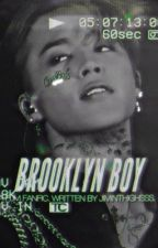 BROOKLYN BOY | 𝐏𝐉𝐌 ✓ by jiminthighsss