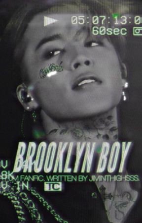 BROOKLYN BOY   𝐏𝐉𝐌 ✓ by jiminthighsss