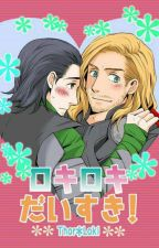 Thor x Loki (Thorki)  by MEOWZI_official