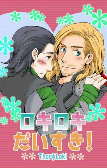 Thor x Loki (Thorki) - KittyCat MEOWZI - Wattpad