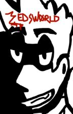 Redsworld//Eddsworld AU// by deathbydream