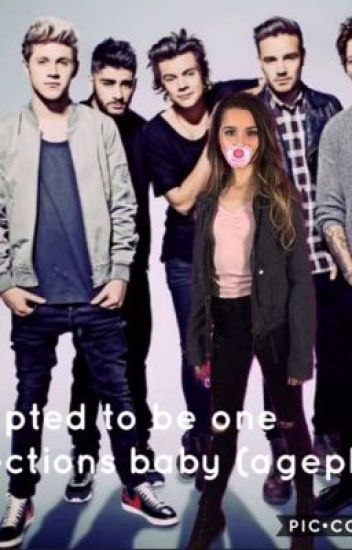 Adopted to be one directions baby (ageplay)