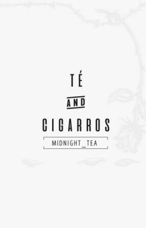 ? té & cigarros? by midnight_tea