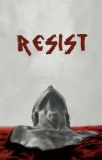 resist || bellamy blake by daddychiIII