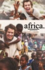 africa ☾ h.s. by purelyhxrry