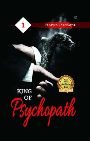 King Of PSYCHOPATH by PuspitaRatnawati