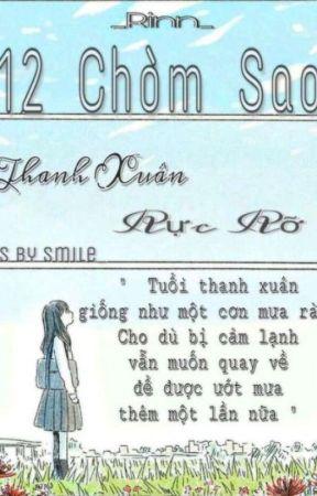 [Fanfiction]12 Chòm Sao - Thanh Xuân Rực Rỡ by yii_tuhy