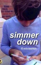 simmer down // a.i. [ON HOLD] by educashton