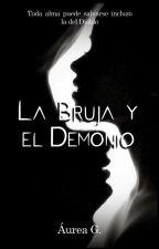 La Bruja y el Demonio by aurea_glez