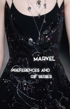 Marvel Preferences and Gif Series by Lotrlocked