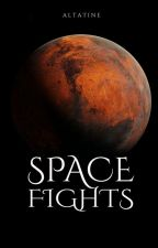 Space Fights by Altatine