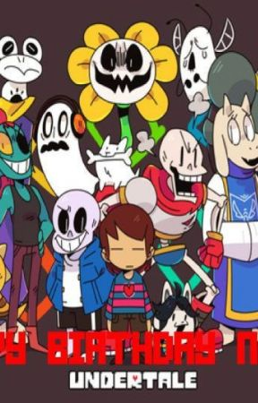 Ask Frisk And The Gang by inenna