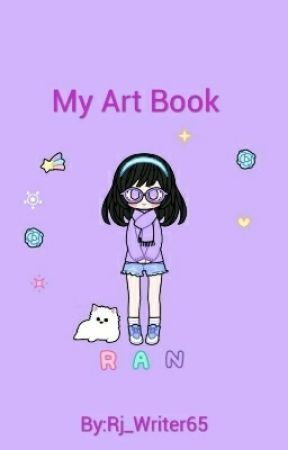My Art Book by Rj_Writer65