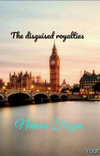 The disguised royalties  by NaturiaFrozen